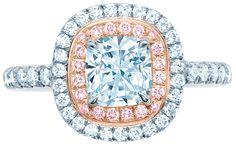 Diamond Engagement Rings By Disney 15