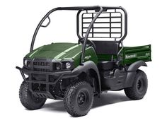 New 2017 Kawasaki Mule SX 4x4 ATVs For Sale in Florida. 2017 Kawasaki Mule SX 4x4, View Kawasaki Promotions: - Golden Anniversary Sales Event! Packed with value and undeniable capability, the new 2017 Mule SX 4x4 Side x Side has a rugged new appearance and enhanced comfort and versatility. This durable workhorse easily fits in the bed of a full-size pickup truck for easy transport. 401 cc air-cooled, 4-stroke; selectable 2WD / 4WD Steel cargo bed with textured floor is durable and scratch…