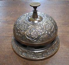 Brass Desk Bell (Decorative)