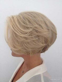 14.Short Stacked Bob