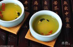 2pcs Oriential Chinese celadon tea set porcelain tea cup fine china fish design #Asian #LiGuande