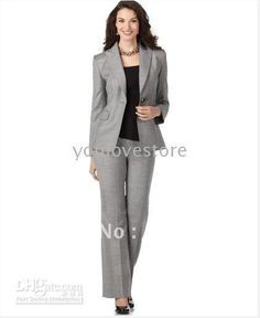 Very professioanl  Women Business Attire  Pinterest  For women ...