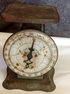Cooking Timer, 3 D, Scale, Collection, Vintage, Home, Weighing Scale, Ad Home, Vintage Comics