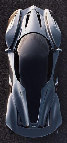A wolf in Ferrari's clothing | Yanko Design