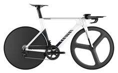 CANYON speedmax concept is a timetrial machine for use in professional cycling. This aerodynamically optimized machine integrates the newly developed braking system, which was perfected in extensive wind-tunnel testing.