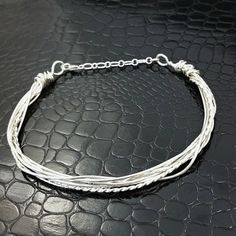 TANGLED Sterling Silver Cuff Matches the by MySecretHeartJewelry