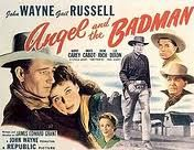 I love John Wayne movies...