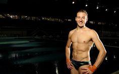 Matthew foi o primeiro atleta australiano assumido a participar de uma Olimpíadas . Foto: Getty Images