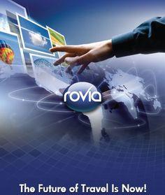 The Future of Travel #Rovia