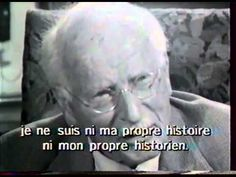 Magnifique vidéo de Carl Gustav Jung : 1959 - dernière interview 2 ans avant sa mort - - YouTube