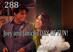 Joey and Janice's DAY OF FUN!