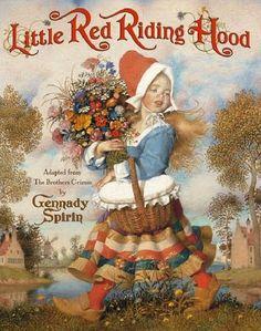 Little Red Riding Hood, Gennady Spirin