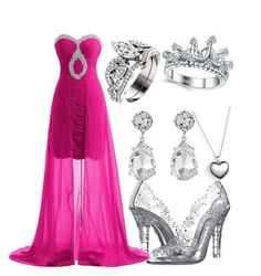 """""""My Favorite Outfit"""" by azmina2010 on Polyvore featuring Pandora, Dolce&Gabbana and Kenneth Jay Lane"""