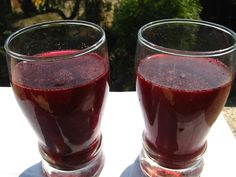 Drinking This Juice Regulates The Activity Of The Thyroid Gland And Fights Inflammation Fun Drinks, Alcoholic Drinks, Natural Medicine, Thyroid, Indian Food Recipes, Detox, Smoothies, Juice, Food And Drink