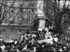 "The Kent State Massacre - A video history of the events that ended that fateful day May 4, 1970 at Kent State University in Ohio with the taking of the lives of four unarmed students. The music in the background is by Ryan Harvey, a member of the Riot-Folk collective and is called ""Kent State Massacre (13 Seconds in May)."" It was included in his 2004 album The Revolution Will Not Be Amplified."