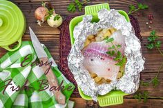 Wrapping vegetables and fish in a foil packet for grilling or baking is a foolproof way to get moist, tender, and healthier results. Save this recipe: https://www.collagevideo.com/blogs/healthy-tips-recipes-by-gilad/foil-baked-fish #collagevideo #collagevideofitness #fit #fitness #workout #workoutdvds #success #goals #motivation #fitnessdvds #workout #gilad #fitnesstip #bodiesinmotion @giladbodiesinmotion #healthyrecipe #recipe