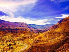 Yourope - Trip to Arequipa, Peru