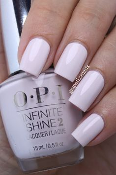 Beyond the Pale Pink OPI Infinite Shine2 Soft Shades Collection2015