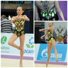 Yana Kudryavtseva (Russia), clubs 2015, music   'Bumble Bee Boogie' (photo by Dmitri Kashlikov)