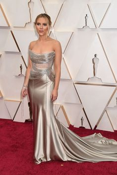 The Best Dresses and Gowns from the 2020 Academy Awards Red Carpet