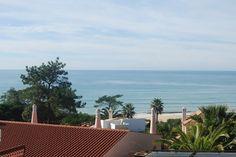 Ferienhaus in guter Lage in Algarve › Immobilien Meerblick
