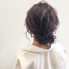 Media?size=l Hair Arrange, Curly Hair Styles, Hair Beauty, Cute Hair