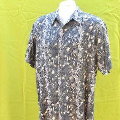 Mens Florida shirt Cuban shirt Elvis vintage by BornToShopVintage, $29.99