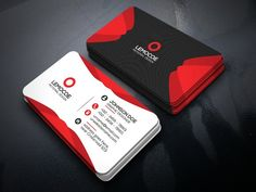Business Card by vazon on @creativemarket