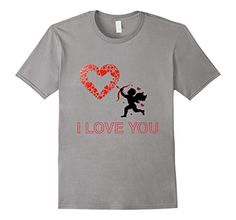 I Love You Cupid Heart T-shirt Valentines Days GIFT - Male Small - Slate ZaySa Desint T-shirt http://www.amazon.com/dp/B01B1T6C8C/ref=cm_sw_r_pi_dp_hyoQwb1F4FPM3