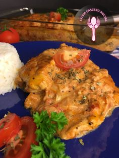 Mascarponés paradicsomos csirkemell   Sylvia Gasztro Angyal Chicken, Food, Essen, Meals, Yemek, Eten, Cubs