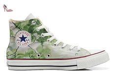 Make Your Shoes Converse Customized Adulte - chaussures coutume (produit artisanal) Purple Paisley size 39 EU BJEbVM