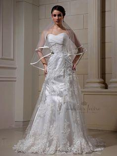 Wedding dress Sicily by Atelier Ivoire