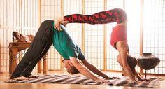yoga poses for two people \ yoga poses for beginners ; yoga poses for two people ; yoga poses for beginners flexibility ; yoga poses for flexibility ; yoga poses for back pain ; yoga poses for beginners easy Two People Yoga Poses, Couples Yoga Poses, Yoga Poses For Two, Partner Yoga Poses, Easy Yoga Poses, Yoga Poses For Beginners, Ashtanga Yoga, Bikram Yoga, Kundalini Yoga