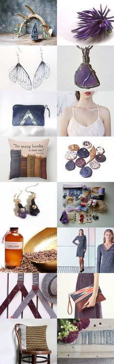 purple waiting by Justi Kar on Etsy--Pinned with TreasuryPin.com
