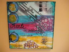 #3 in series of 3 - made in Donna Downey's class