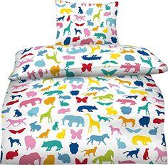 Aminata Kids - Kinderbettwäsche 135x200 Jungen Mädchen Ti... http://www.amazon.de/dp/B017BA74XM/ref=cm_sw_r_pi_dp_dAcrxb10QB2WY