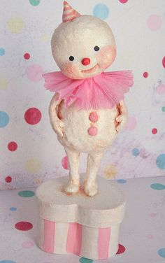 ADORABLE Snow Pixie in Pink
