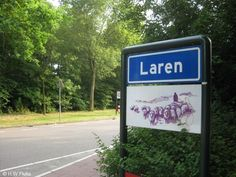 Laren, Noord-Holland.