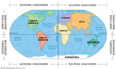Which hemispheres is Canada located in? - Quora
