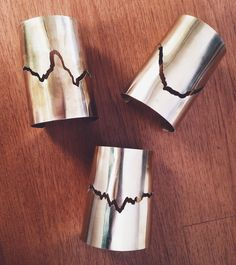 | Bracelete Cuernos del Paine II, Bracelete Alpamayo, Bracelete Fitz Roy | Austral Acessórios @austral_acessorios