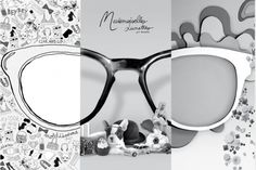 c7cfacc5544c0c Mesdemoiselles Lunettes by Acuitis   une collection exclusive créée par  trois blogueuses
