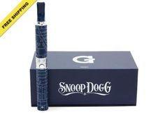 - (1) Rechargeable Snoop Dogg   G Pen Battery- (1) Snoop Dogg   G Pen Ground Tank- (1) G Pen USB Charger- (1) G Wall-products Adapter- (3) G Cleaning Tips