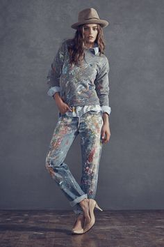 How To Have Your Denim & Do Good, Too #refinery29 http://www.refinery29.com/rialto-jean-project#slide1 Shop boyfriend jeans here.