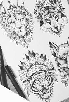 David Tattoo, Ma Tattoo, Lion Tattoo Design, Tattoo Designs, Love Tattoos, Girl Tattoos, Lioness Tattoo, Brand Icon, Power Animal