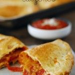 Easy Pepperoni Calzone Recipe