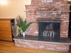 1000 ideas about fireplace hearth decor on pinterest