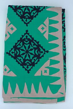 If only I had a guest room...Twin Bed Cover in Blue Prism by gypsya on Etsy, $97.00