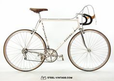 Steel Vintage Bikes - Vicini Classic Road Bicycle 1970s