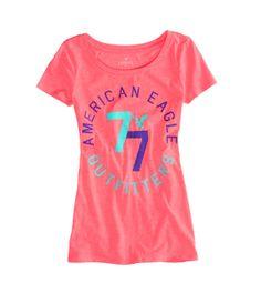 Cherry Pop AE Signature Crew T-Shirt