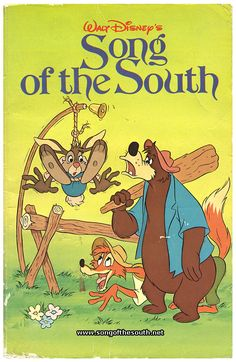 -Song of the South Memorabilia: Song of the South (1980) Love getting my N.Y. friends to read, cuz dey have da hardis time widit.